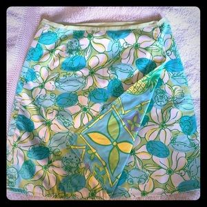 Lilly Pulitzer girls skirt